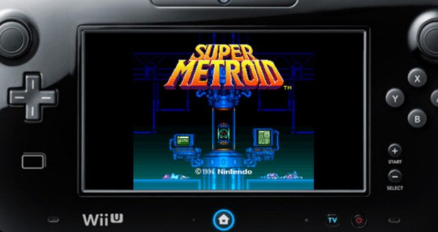 Super Metroid Wii U Image
