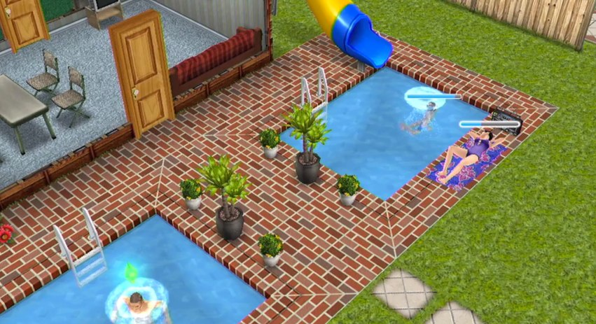 Mods Allow You To Swim The Sims Forums
