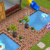Throw your own Pool Party in the Sims FreePlay