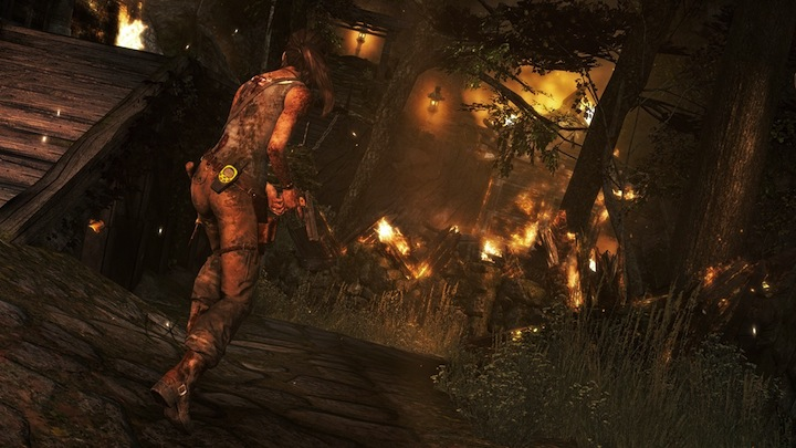 Tomb Raider screens