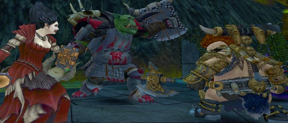 Warhammer Online Wrath of Heroes