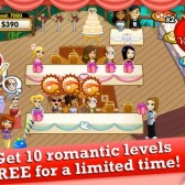 PlayFirst feels the love with Valentine's Day updates in Wedding Dash and Mall Stars