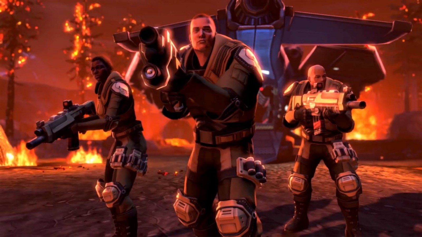 XCOM Enemy Unknown Cheats Tips
