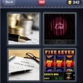 4 Pics 1 Word Cheats- Tough Puzzles Are No Match For Us