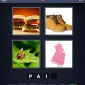 4 Pics 1 Word Cheats: 4 Letter Words Part 1