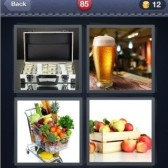 4 Pics 1 Word Cheats: 4 Letter Words Part 3