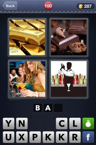 4 pics 1 word casino gambling cards