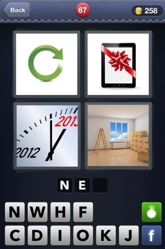 4 pics 1 word cheats three letter words gail sharon abernathy blog new expocarfo Images