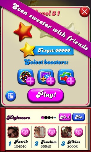 Candy Crush Saga Help FAQ