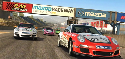 Real Racing 3 free-to-play