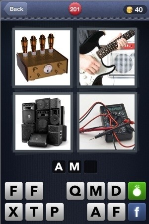 Pics 1 Word Cheats - Three Letter Words