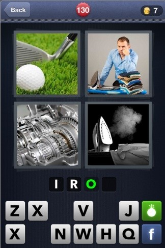 4 pics 1 word casino gambling