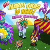 FarmVille Limited Edition Mardi Gras Market Update (February 11th, 2013)