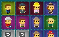pixel people all the professions