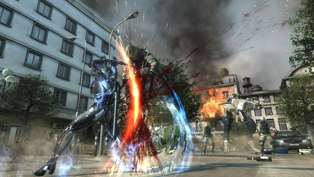 Metal Gear Rising: Revengeance images