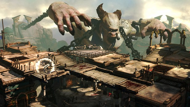 God of War Ascension multiplayer