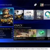 The PS4 user interface is sexy, streamlined, and social