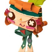 Meet Atoi, the female messenger in Tearaway