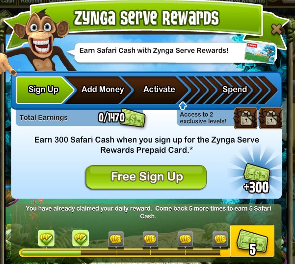 zynga games login