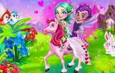 'My Fairy Valentine' Quests