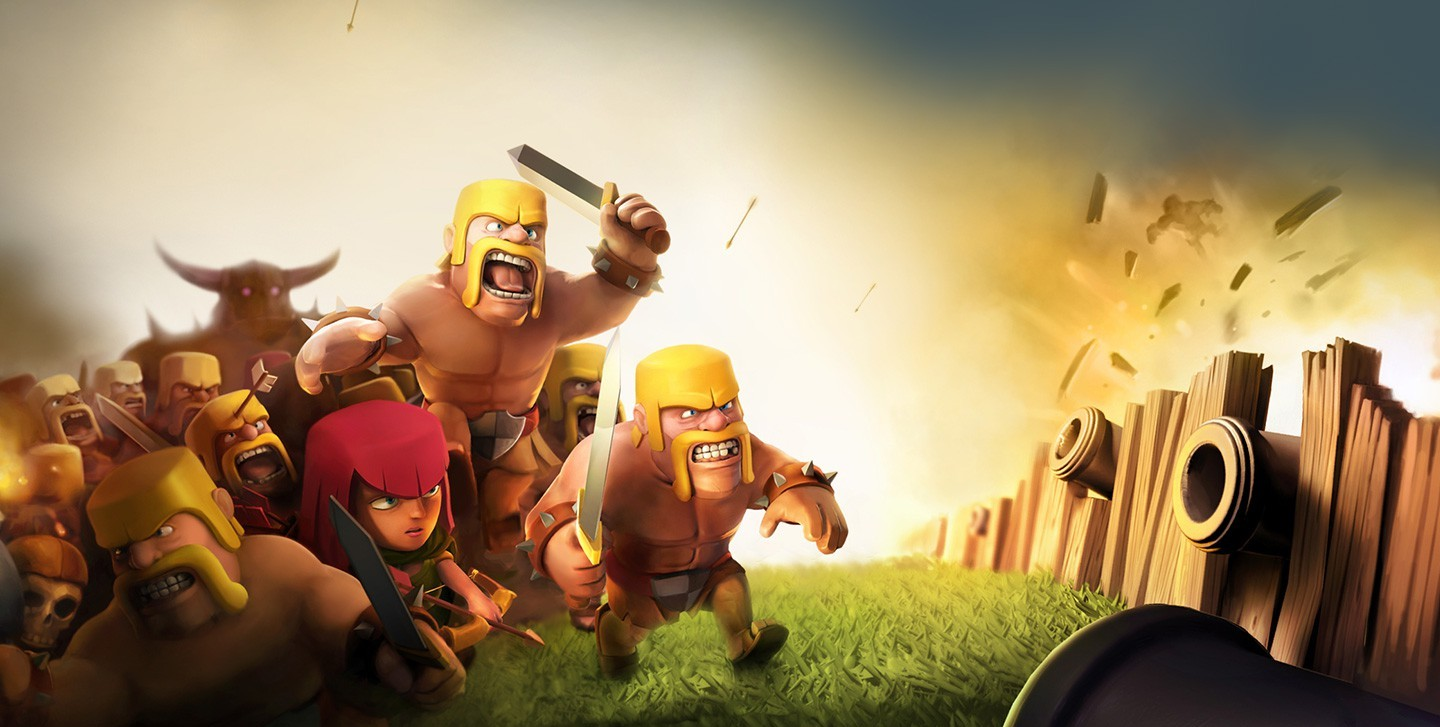 Clash Of Clans Updated to Version 3.25