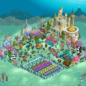 Busy Week in FarmVille: Atlantis app