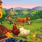 FarmVille 2 Turkish Delights K