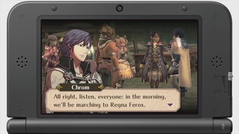 Fire Emblem Awakening guide