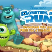 Get in on the fun of Monsters, Inc. Run for free on iOS