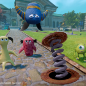 Check out these Monsters University screenshots in Disney Infinity