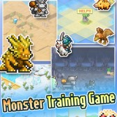 Beastie Bay: This Pokemon clone is a really slow mover