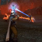 The Devoted Cleric should cure the 'looking for healer' problem in Neverwinter