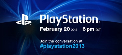 Sony PS4 Event livestream