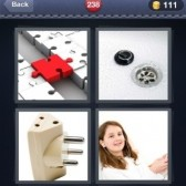 4 Pics 1 Word Cheats: 4 Letter Words Part 5