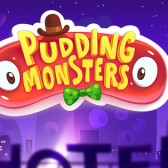 Pudding Monsters heads to the big city with free 'City Tour' update