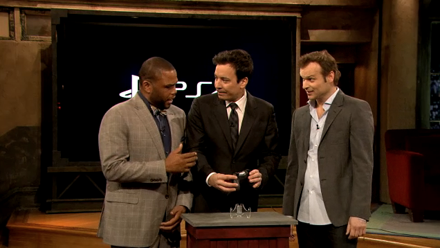 playstation 4 jimmy fallon