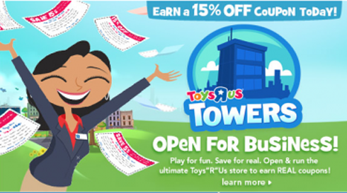 Toys R US Towers