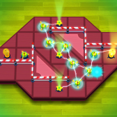 Let the electricity flow through your fingers in Dr. Jolt on iOS