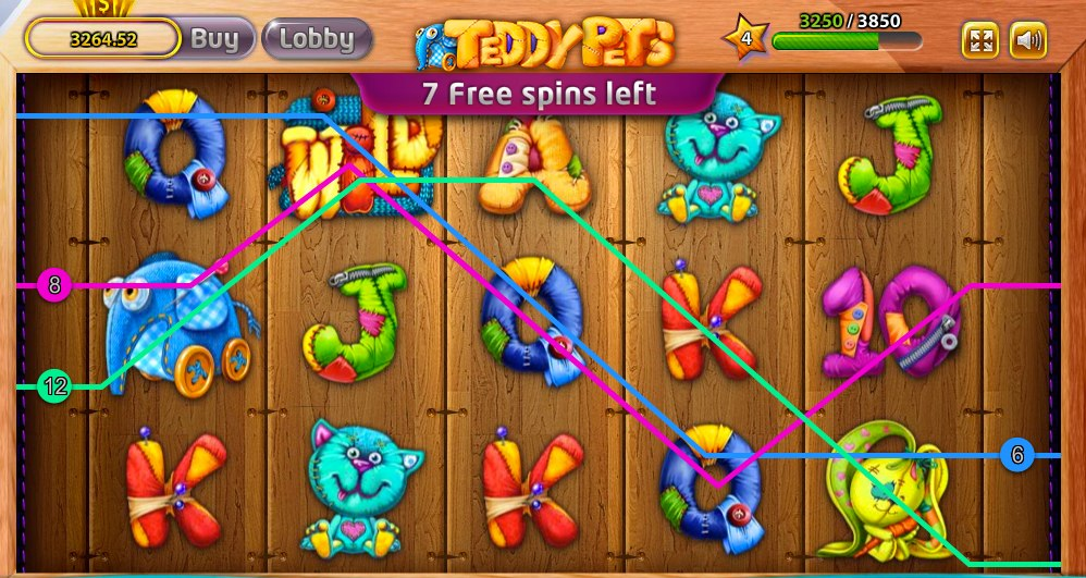 The Way of the Three Dragons Slot - Play Penny Slots Online