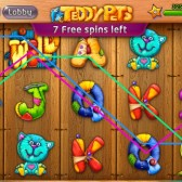 Slots Craze is a pretty, and pretty basic, Facebook slots game