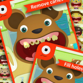 With luck, Tiny Dentist on iOS will cure your kids' fear of the dentist
