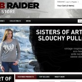 Tomb Raider Store Announced