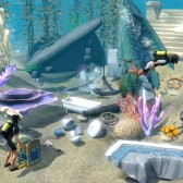 The Sims 3: Island Paradise brings underwater exploration to the Sims later this year