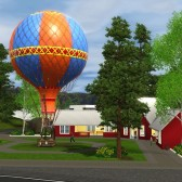Take a trip to Aurora Skies in new Sims 3 expansion