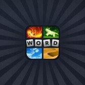 What's The Word? 4 Pics 1 Word Cheats - Stuck No More