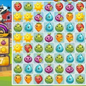 Farm Heroes Saga is the cutest match-three game we've ever seen