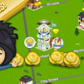 Tiny Tycoons on iOS moves slowly, but has great potential