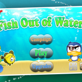 Fish Out Of Water- Halfbrick's Newest iOS And Android Game