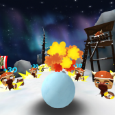 Take out your frustrations in Roll: Boulder Smash on iOS