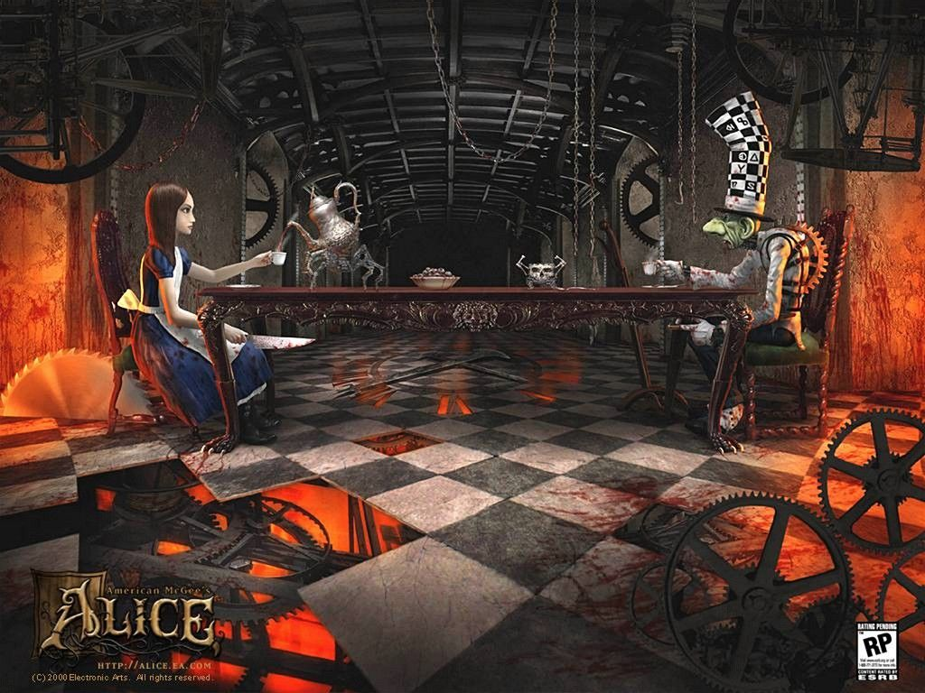 american mcgee alice playstation